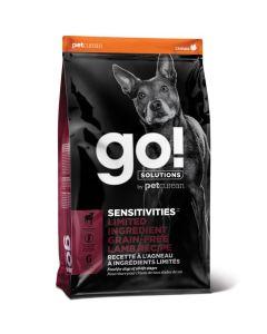 Go! Solutions Sensitivities Limited Ingredient Grain-Free Lamb Dog Food