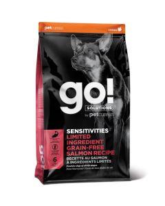 Go! Solutions Sensitivities Limited Ingredient Grain-Free Salmon Dog Food