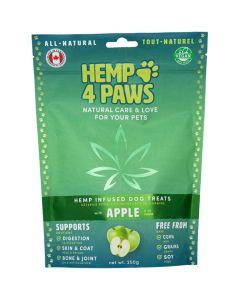 Hemp 4 Paws Apple Dog Treats [250g]