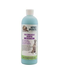 Nature's Specialties High Concentrate Shampoo For Dirty Dogs [473ml]