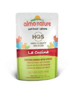 Almo Nature La Cucina Chicken & Apple (55g)