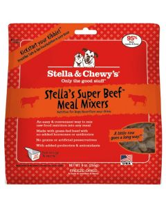 Stella & Chewy's Stella's Super Beef Meal Mixers for Dogs