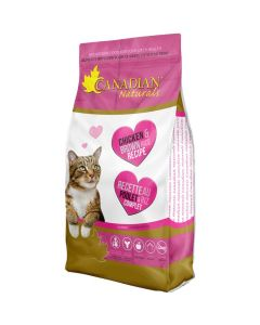 Canadian Naturals Chicken & Brown Rice Recipe Cat Food