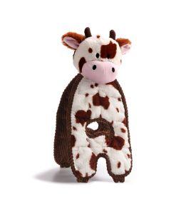 Charming Pet Cuddle Tug Cow