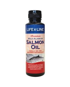 Life Line Premium Wild Alaskan Salmon Oil