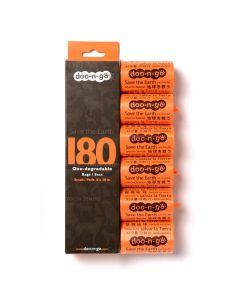 Doo-n-go Small Poop Bags (180 Bags)