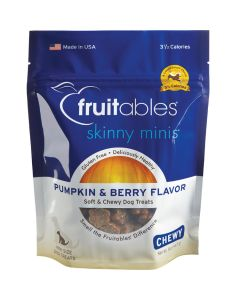 Fruitables Skinny Minis Pumpkin Berry (141g)