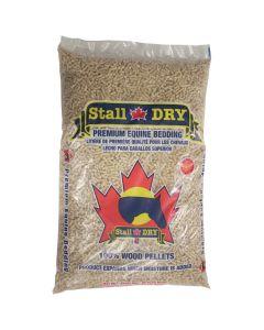 Stall Dry Wood Pellet (35lb)