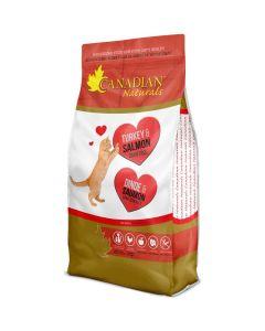 Canadian Naturals Turkey & Salmon Grain Free Cat Food