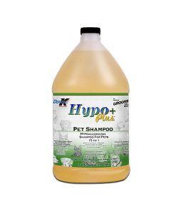 Double K Groomer's Edge Hypo Plus Pet Shampoo [1 Gallon]