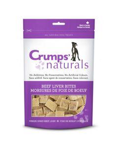 Crumps' Naturals Beef Liver Bites