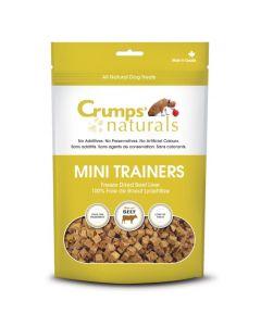 Crumps Mini Trainers Beef Liver (50g)