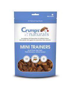 Crumps Mini Trainers Semi-Moist Beef (120g)