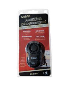 Sabre Personal Alarm Black
