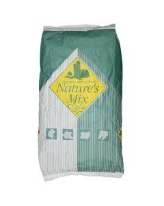 Nature's Mix 16% Turk/Game Grow/Fin Pellet (20kg)