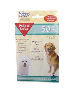 Tango Poop n' Scoop Bags (50 Pack)