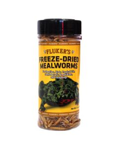 Fluker's Freeze Dried Mealworms (48g)