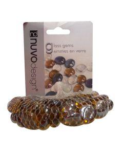 Nuvo Design Glass Gems
