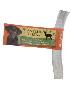 Silver Spur Naturally Shed Antler Chews Split