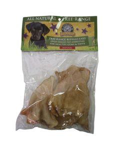 Silver Spur Buffalo Ear Natural (6 Pack)