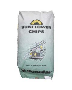 Scoular Sunflower Chips (50lb)