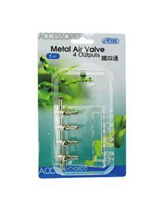 Ista Metal Air Valve 4 Output