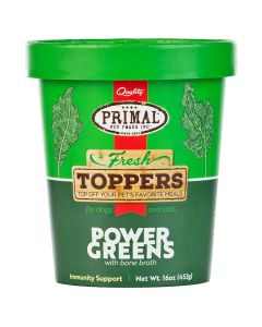 Primal Fresh Toppers Power Greens [454g]