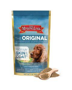 The Missing Link Original Skin & Coat Supplement For Dogs [454g]