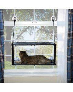 K&H Kitty Sill Double Stack EZ Window Mount