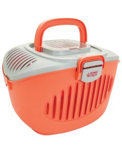 Living World Paws2Go Carrier Salmon Small