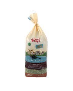Living World Alfalfa Hay (680g)