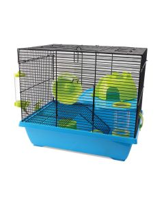 "Living World Pad Dwarf Hamster Cage [16.7 x 12.2 x 14.5""]"