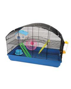 "Living World Villa Dwarf Hamster Cage [22.8 x 12.5 x 16.1""]"