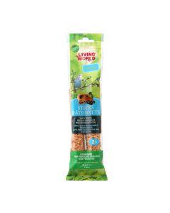 Living World Fruit Sticks Budgie (60g)