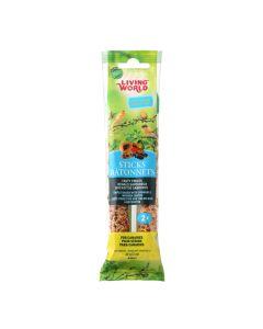 Living World Fruit Sticks Canary (60g)