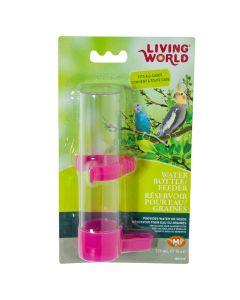 Living World Water Bottle/Feeder Medium
