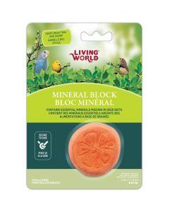 Living World Beak Block Orange
