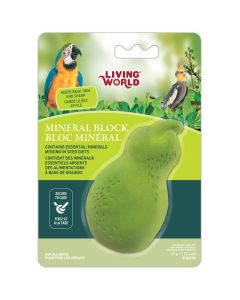 Living World Beak Block Pear
