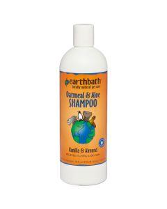 Earthbath Oatmeal & Aloe Shampoo (473ml)