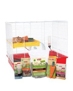 Living World Deluxe Hamster Starter Kit