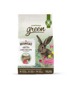 Living World Green Botanicals Juvenile Rabbit Food [3lb]