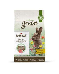 Living World Green Botanicals Adult Rabbit Food