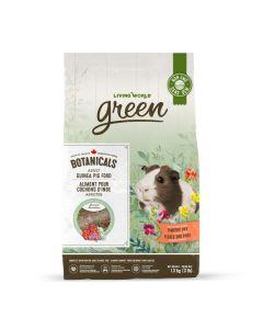 Living World Green Botanicals Adult Guinea Pig Food