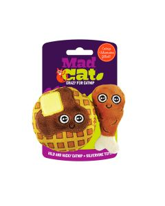 Mad Cat Chicken N' Waffles [2 Pack]