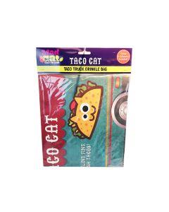 Mad Cat Taco Truck Crinkle Bag