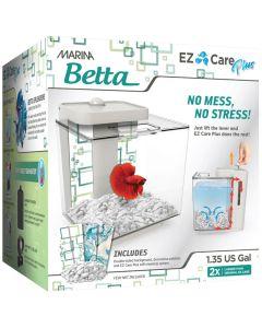 Marina EZ Care Plus Betta Kit White