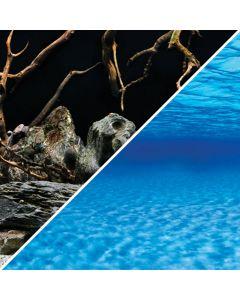 Marina Sea Scape / Natural Mystic Background
