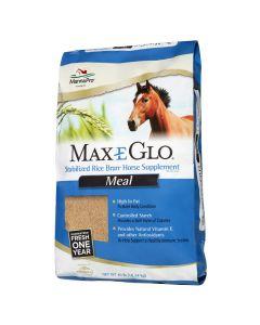 Max-E-Glo Rice Bran Meal (40lb)