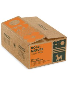 Bold by Nature Mega The Pack: Chicken Variety [24lb]