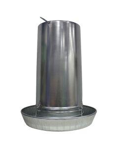 Miller Galvanized Hanging Feeder (40lb)